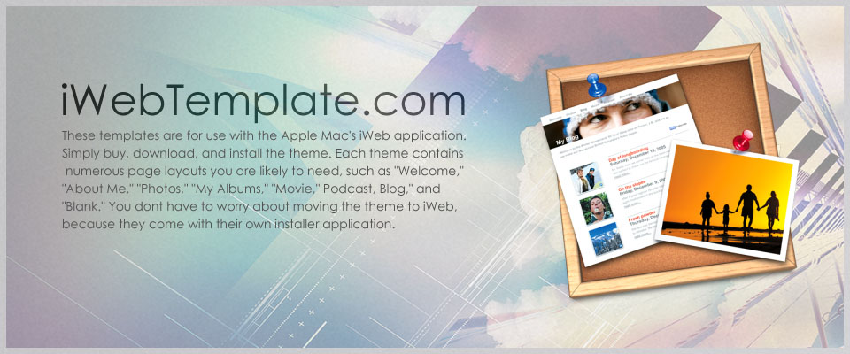 Iweb Templates Iweb Themes Iweb Website Templates Bundles And Themes