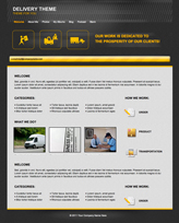 iWeb Template: Delivery