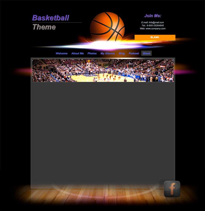 iweb basketball in iweb sport category